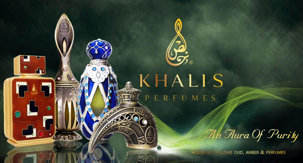Арабские духи Khalis