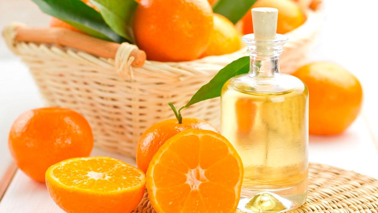 Арабские духи с цитрусовым ароматом