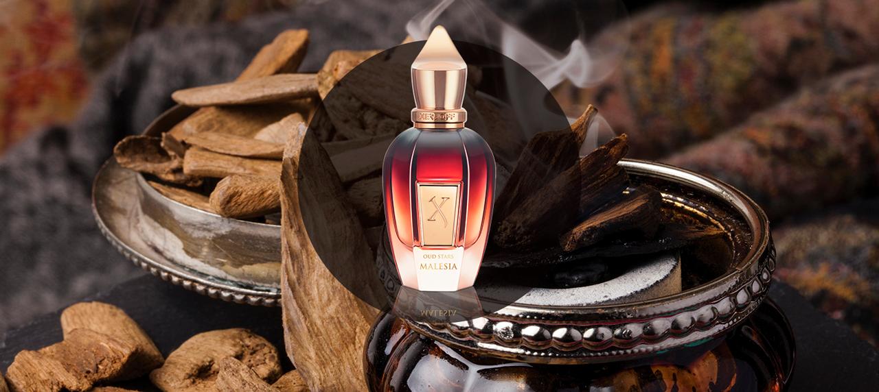 Арабские духи с древесным ароматом