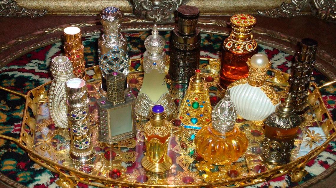 Духи из Арабских Эмиратов