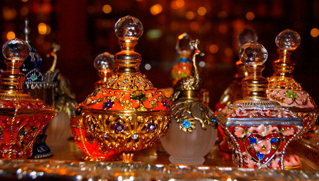 Лучшие арабские масляные духи