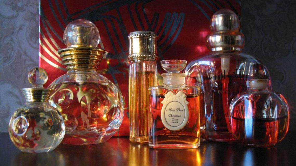 Масляный парфюм