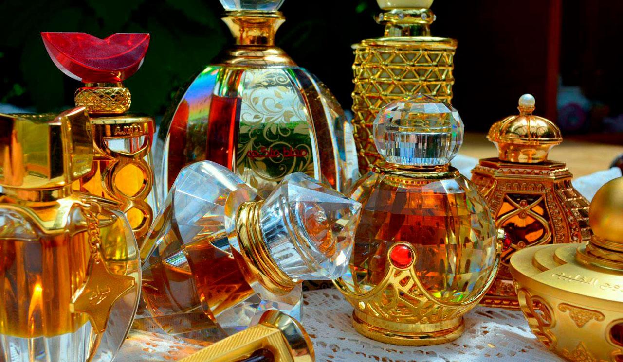 Масляные духи из Арабских Эмиратов
