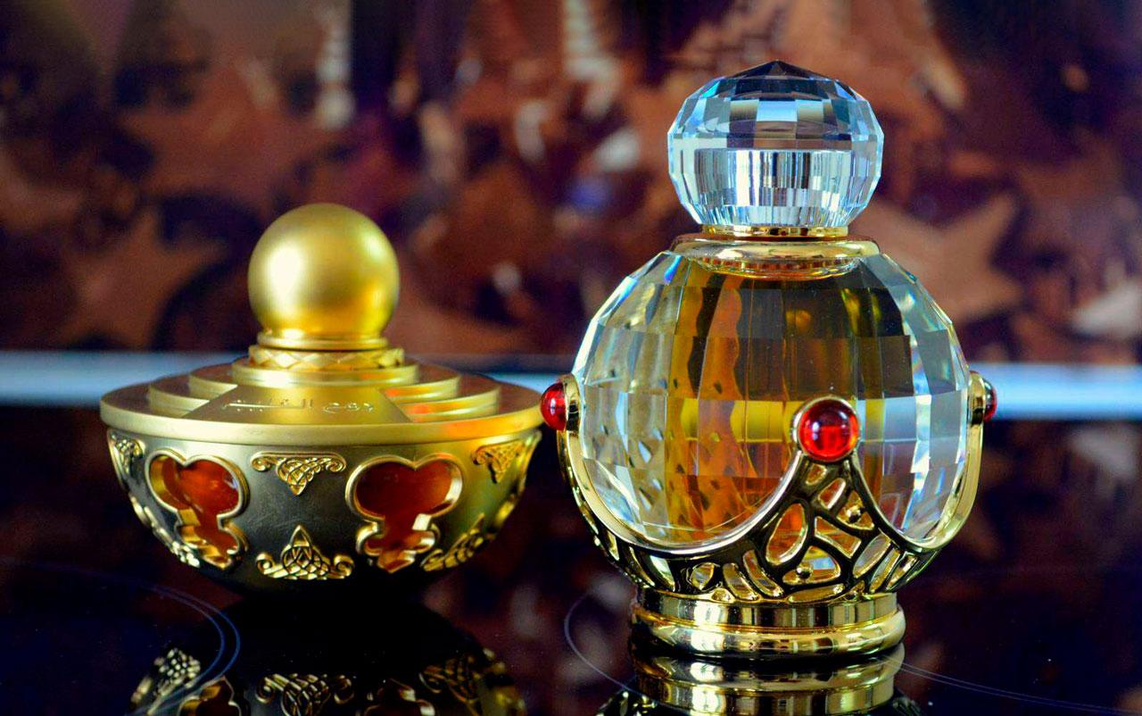 Масляные духи с феромонами
