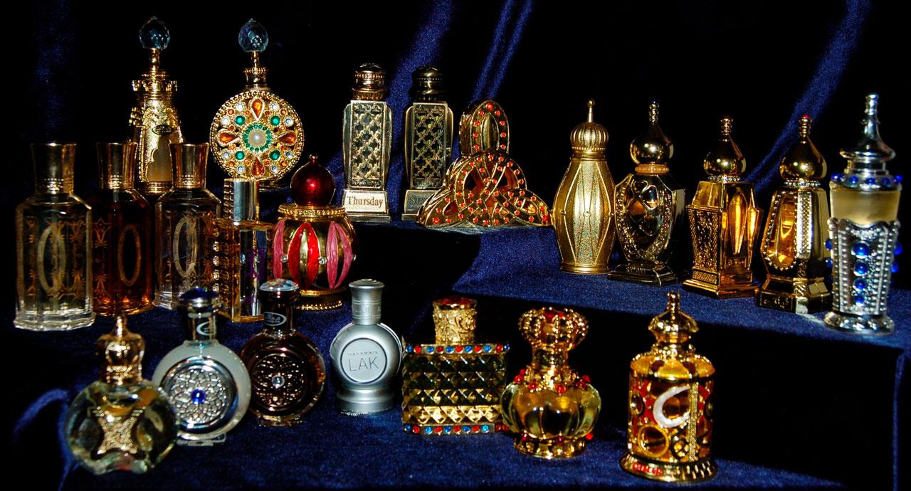 Мужские арабские духи