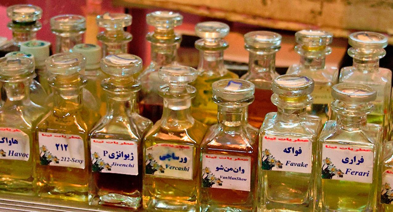 Натуральные масляные духи