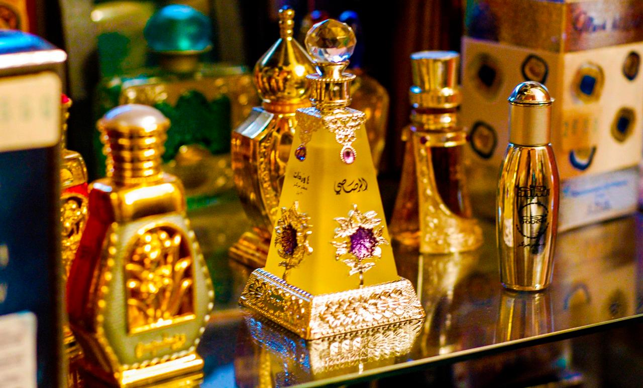 Оригинальные арабские духи