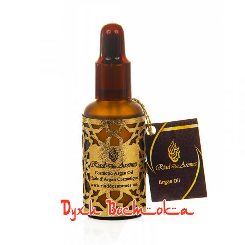 Косметическое аргановое масло Riad Des Aromes