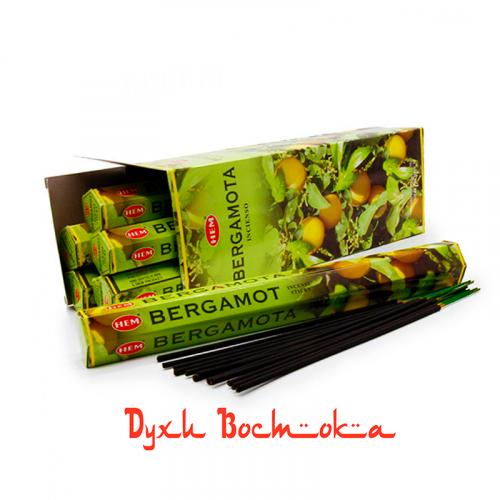 Аромапалочки Bergamot (Бергамот)