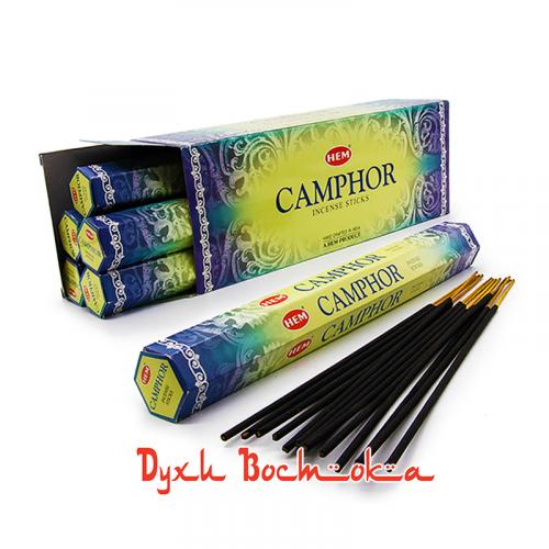 Аромапалочки Camphor (Камфора)
