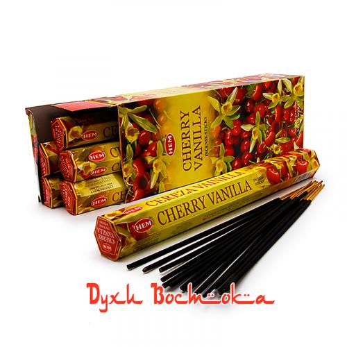 Аромапалочки Cherry Vanilla (Вишня Ваниль)