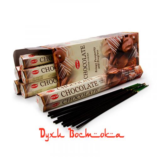 Аромапалочки Chocolate (Шоколад)