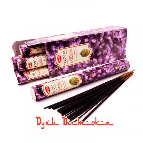 Аромапалочки Precious Lavender (Драгоценная Лаванда)