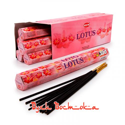 Аромапалочки Lotus (Лотос)
