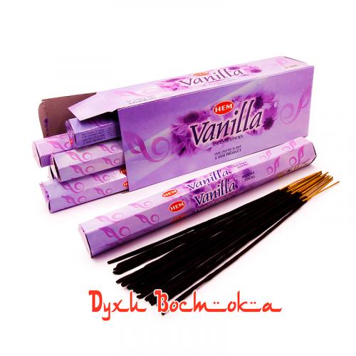 Аромапалочки Vanilla (Ваниль)