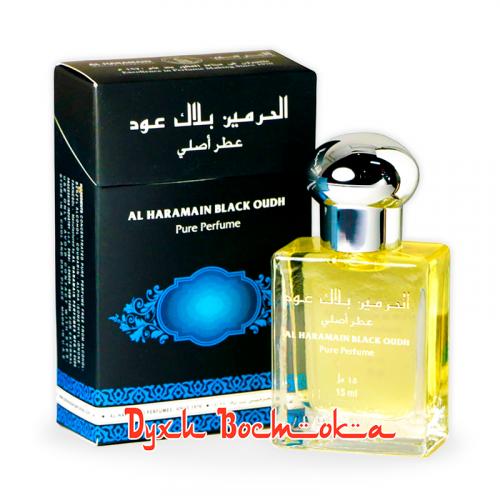 Al Haramain Black Oudh (Аль Харамэйн Блэк Уд)