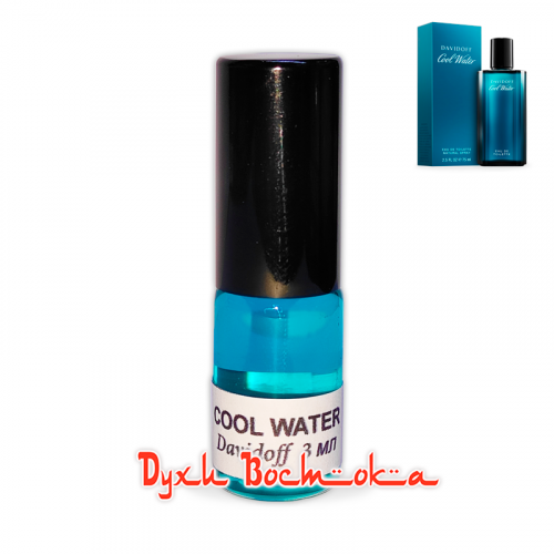 Davidoff Cool Water Man (Кул Уотер Мэн)