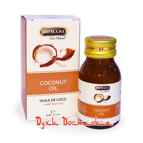 Косметическое кокосовое масло