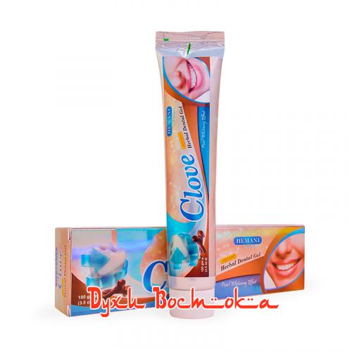 Зубная паста Гвоздика